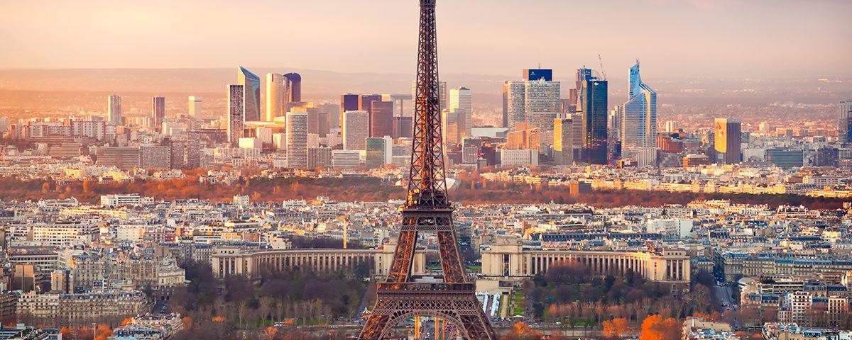 Transfer z lotniska BVA do centrum Paryża