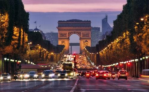 Przewozy z lotniska beauvais do paryża